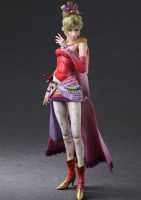 Figúrka Final Fantasy (Dissidia) - Terra (Play Arts Kai) (HRY)