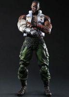 Figúrka Final Fantasy VII Advent Children - Barret (Play Arts Kai) (HRY)