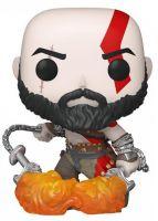 Hračka Figurka God of War - Kratos with the Blades of Chaos Special Edition (Funko POP! Games 154)