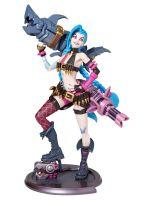 Hračka Figurka League of Legends - Jinx Unlocked (27 cm)