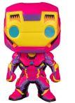 Figurka Marvel - Black Light Iron Man (Funko POP! Marvel 649)