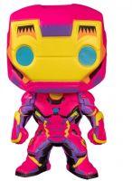 Hračka Figurka Marvel - Black Light Iron Man (Funko POP! Marvel 649)