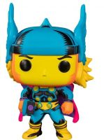 Hračka Figurka Marvel - Black Light Thor (Funko POP! Marvel 650) (poškozený obal)