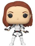 Hračka Figurka Marvel - Black Widow (White Suit) (Funko POP! Marvel 604) (poškozený obal)
