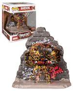 Hračka Figurka Marvel - Daredevil Deluxe Street Art Collection (Funko POP! Marvel 704)