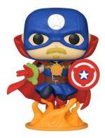 Hračka Figurka Marvel: Infinity Warps - Soldier Supreme Glow in the Dark (Funko POP! Marvel 679)