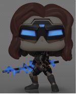 Hračka Figurka Marvel's Avengers - Black Widow Chase (Funko POP! Games 630) (poškozený obal)