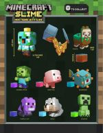 Figúrka Minecraft - Slime (náhodný výber) (HRY)