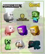 Figúrka Minecraft - Squisme Series 1 (náhodný výber) (HRY)