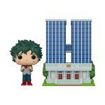 Figúrka My Hero Academia - U.A. High School with Izuku Midorya (Funko POP! Town 4) (HRY)