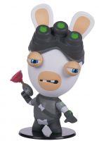 Hračka Figurka Rabbids - Sam Fisher (Ubisoft Heroes 4)