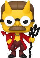 Hračka Figurka Simpsons - Devil Flanders Glow in the Dark (Funko POP! Television 1029)