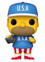 Figurka Simpsons - U.S.A. Homer (Funko POP! Television 905)