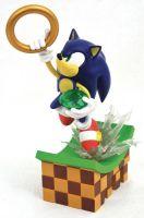 Hračka Figurka Sonic - Diorama Sonic (DiamondSelectToys)