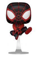Hračka Figurka Spider-Man - Miles Morales Bodega Cat Suit (Funko POP! Games 767)