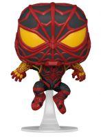 Hračka Figurka Spider-Man - Miles Morales S.T.R.I.K.E. Suit (Funko POP! Games 766)