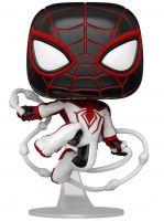 Hračka Figurka Spider-Man - Miles Morales Track Suit (Funko POP! Games)