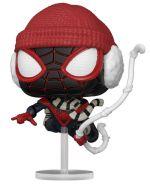 Hračka Figurka Spider-Man - Miles Morales Winter Suit (Funko POP! Games 771)