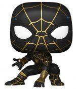 Hračka Figurka Spider-Man: No Way Home - Spider-Man Black & Gold Suit (Funko POP! Marvel 911)