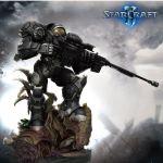 Hračka Figurka Starcraft 2 - Jim Raynor (18 cm)