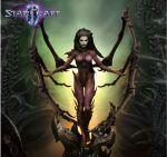 Hračka Figurka Starcraft 2 - Kerrigan (18 cm)