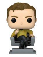 Hračka Figurka Star Trek - Captain Kirk in Chair (Funko POP! Television 1136)