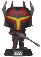Figúrka Star Wars: Clone Wars - Gar Saxon (Funko POP! Star Wars 411) (HRY)