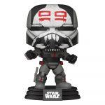 Hračka Figurka Star Wars: Clone Wars - Wrecker (Funko POP! Star Wars 413)