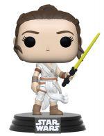 Hračka Figurka Star Wars - Rey with Yellow Lightsaber (Funko POP! Star Wars)