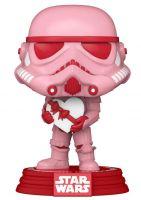 Figúrka Star Wars - Stormtrooper with Heart (Funko POP! Star Wars 418) (HRY)