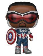 Hračka Figurka The Falcon and The Winter Soldier - Captain America (Funko POP! Marvel 814)