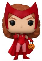 Hračka Figurka WandaVision - Wanda Halloween (Funko POP! Marvel 715)