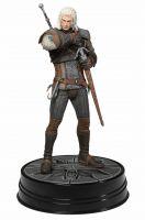Figúrka Zaklínač 3 - Geralt z Rivie Deluxe (2. série) (poškodený obal) (HRY)