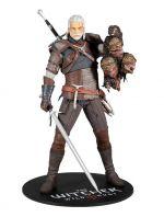Hračka Figurka Zaklínač - Geralt Action Figure 30 cm (McFarlane) (poškozený obal)