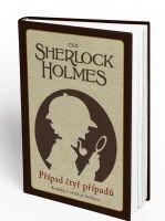 Gamebook Sherlock Holmes: Případ čtyř případů (KNIHY)