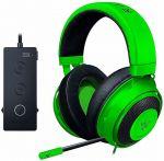 Herné príslušenstvo Herný headset Razer Kraken Tournament Edition Green