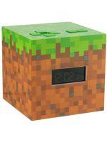 Hodiny Minecraft - Alarm Clock BDP (HRY)