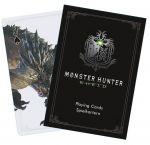 Hračka Hrací karty Monster Hunter World - Monsters