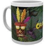 Hračka Hrnek Crash Bandicoot: Aku Aku