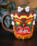 Hrnček Crash Bandicoot - Uka Uka (HRY)