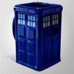 Hrnček Doctor Who - Tardis (HRY)