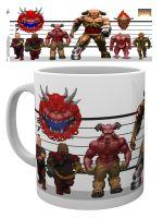 Hrnček Doom - Classic Enemies (HRY)