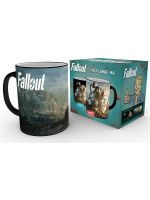 Hrnček Fallout - Dawn (meniaci sa) (HRY)