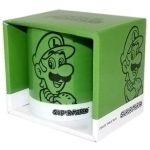 Hrnček Luigi Green 2D