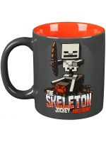 Hračka Hrnek Minecraft - Skeleton Jockey