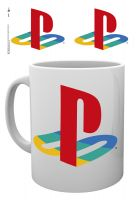 Hrnček PlayStation - Colour Logo (HRY)