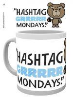 Hračka Hrnek Ted - Monday