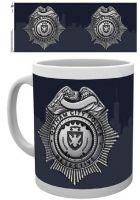 Hračka Hrnek Batman - Gotham Police Badge