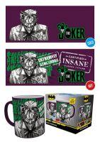 Hrnček DC Comics - Joker (meniaci sa) (HRY)