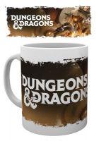 Hračka Hrnek Dungeon & Dragons - Tiamat